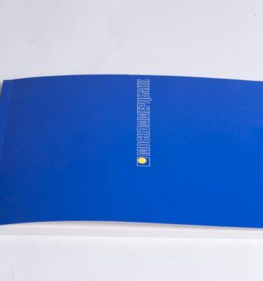 Блокноты c термопереплетом