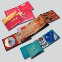 Обложки для CD и DVD