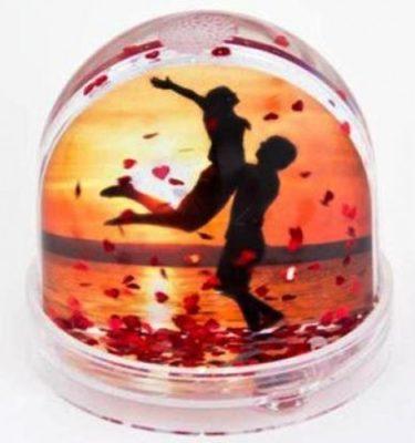 Водяные стекляные шары
