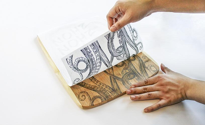 Печать на сублимационной бумаге