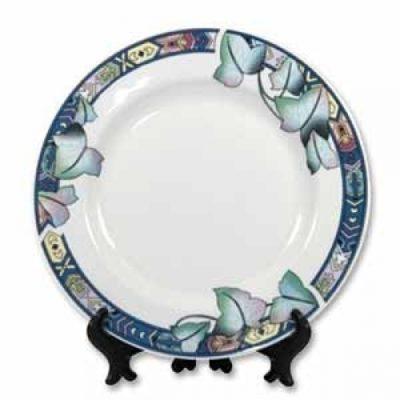 Тарелка Каемка с рисунком d 20 см заготовка
