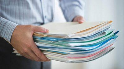 Печать документов цветная